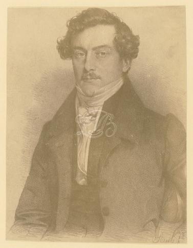Franz von Oppersdorff, conde amigo del principal patrón de Beethoven, el príncipe Lichnowsky, que encargo a Beethoven sus Cuarta y Quinta Sinfonías
